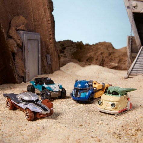 Hot Wheels The Child Character Car by Mattel