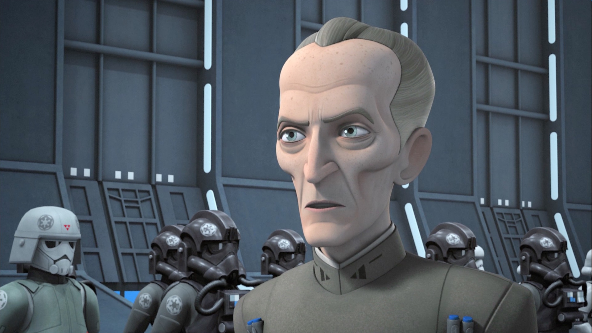 The Playlist Tarkin