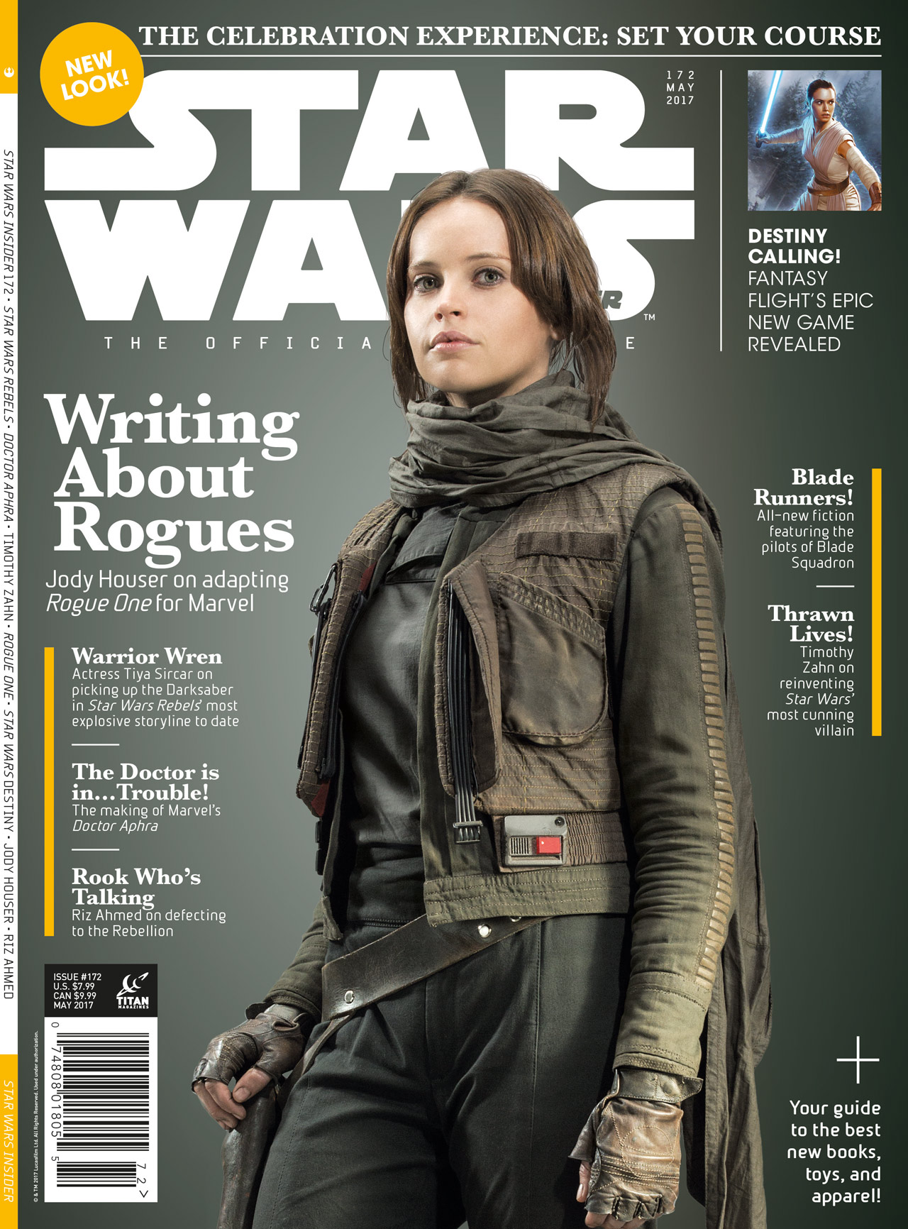 10 Highlights From Star Wars Insider 172 Plus A First