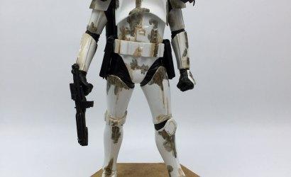 Galerie: Kotobukiya ArtFX Sandtrooper Sergeant