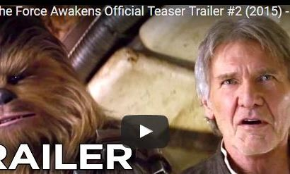 Erster vollständiger Star Wars The Force Awakens Trailer