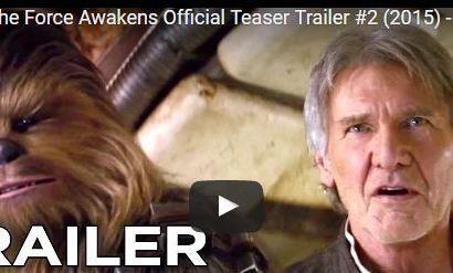 Erster vollständiger Star Wars The Force Awakens Trailer