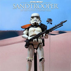 Hot Toys Sandtrooper – Pre-Order ist nun online!