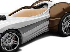 Hot Wheels Princess Leia Character Car – erstes Bild