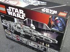 Sehr seltener LEGO Star Wars 10179 Millennium Falcon wird versteigert