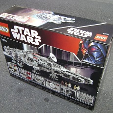 LEGO Star Wars 10179 Millennium Falcon verkauft!