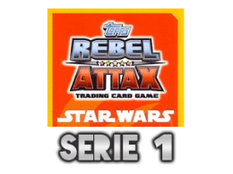 TOPPS Rebel Attax Serie 1