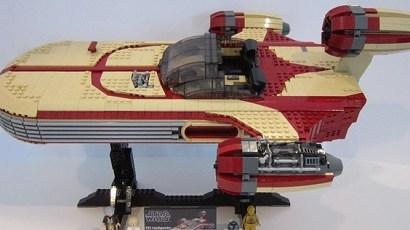 Riesiger LEGO UCS Landspeeder – LEGO Ideas
