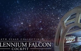 Hot Toys Millennium Falcon Cockpit – weitere Bilder