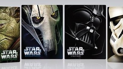 Star Wars Saga auf Blu-Ray – Re-Release im Steelbook