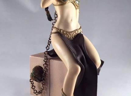 Kotobukiya ArtFX Princess Leia (Jabbas Slave)