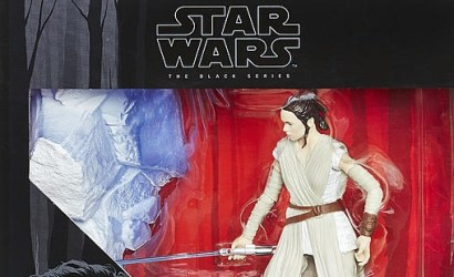 #shortcut: Hasbro Black Series Rey (Starkiller Base) 6 inch K-Mart Exclusive vorgestellt!
