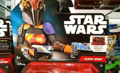 #shortcut: Hot Wheels Sabine Wren Character Car