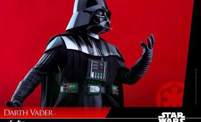 #shortcut: Hot Toys Rogue One Darth Vader vorgestellt