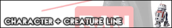 Bandai Star Wars Character & Creature