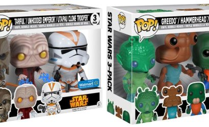 #shortcut: Noch ein neues Funko POP! Star Wars 3-Pack!