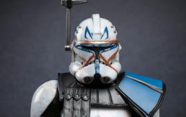 Black Series Captain Rex 6″ Figur als HasCon Exclusive