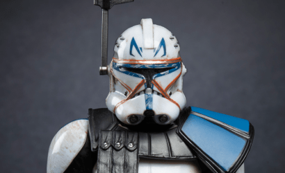 Black Series Captain Rex 6″ Figur als HasCon Exclusive