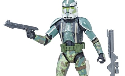 Neue Informationen zum Black Series 6 inch Commander Gree
