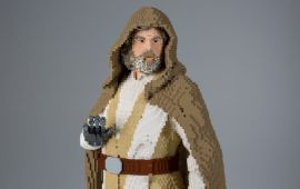 #SDCC2017: Lebensgroßer LEGO Luke Skywalker