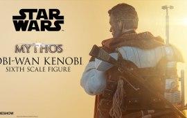 Sideshow Obi-Wan Kenobi Mythos 1/6 Scale Figure geteasert
