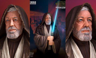 Gentle Giant Obi-Wan Kenobi als Premier Guild Gift