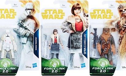 Alle Infos zu den neuen Hasbro Star Wars Force Link 2.0 Figuren