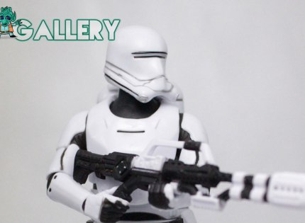 Hasbro Black Series 6″ First Order Flametrooper