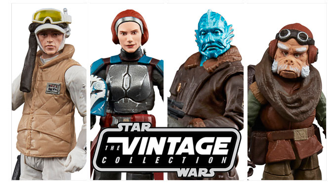 Hasbro Star Wars The Vintage Collection (wave 35)