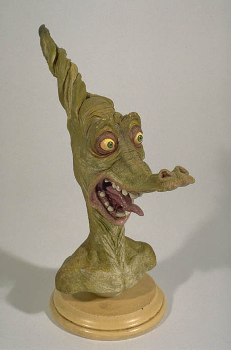 A concept model for Jar Jar Binks.