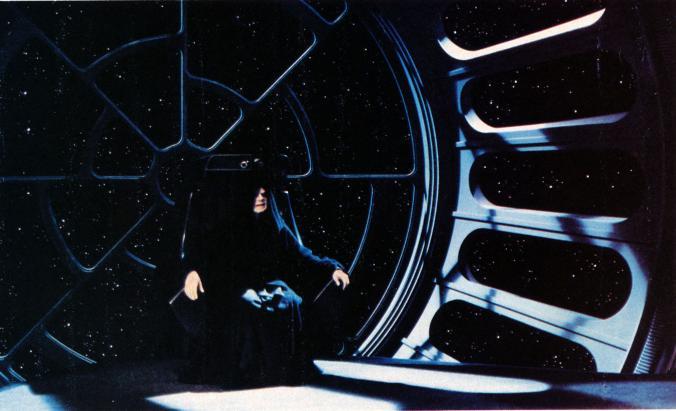 2015 yılında Star Wars'ın kötü karakterlerini inceleyen psikiyatrik bir çalışma, Galaktik İmparatorluk'un lideri Palpatine'in hiçbir ruhsal bozukluğa sahip olmadığını ortaya çıkardı. Aslında ruhsal bozukluğa sahip insanların şiddetli suçların faili değil, kurbanı olmaları daha yüksek bir ihtimal. [Fotoğraf: The Ronald Grant Arşivi/Alamy Stock Photo]