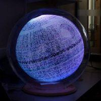 Death Star Lamp