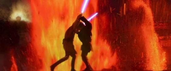 Kenobi McGregor spada laser