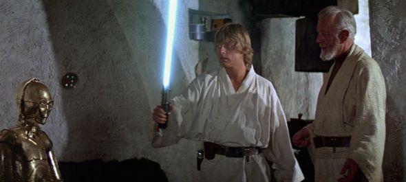 Obi-Wan McGregor Luke
