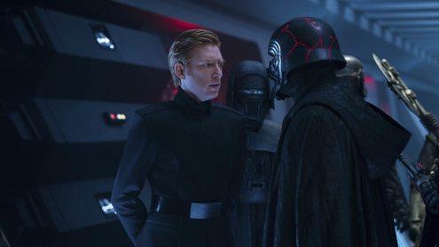 Domhnall Gleeson Ascesa di Skywalker