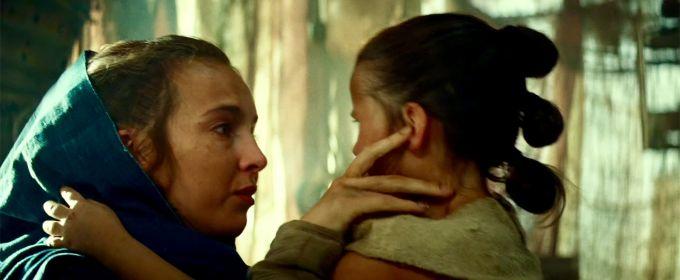 Ascesa Skywalker Jodie Comer
