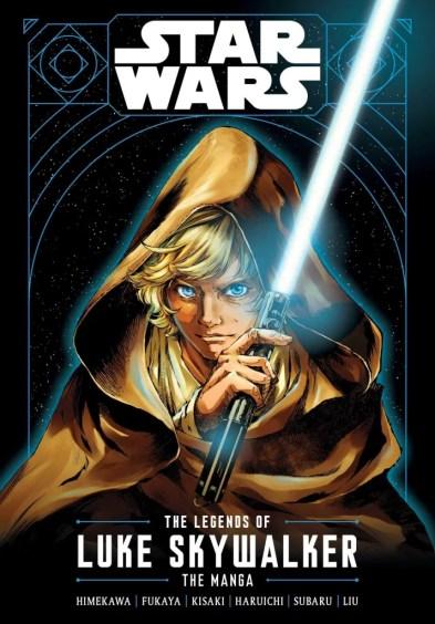 Luke Skywalker Manga