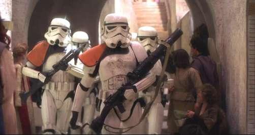 video stormtrooper