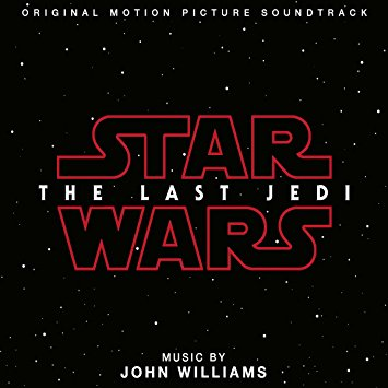 Star Wars The Last Jedi (2017) Soundtrack by John Williams.
