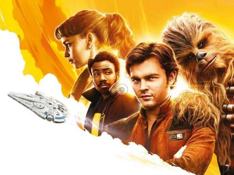 Han Solo: A Star Wars Story 3