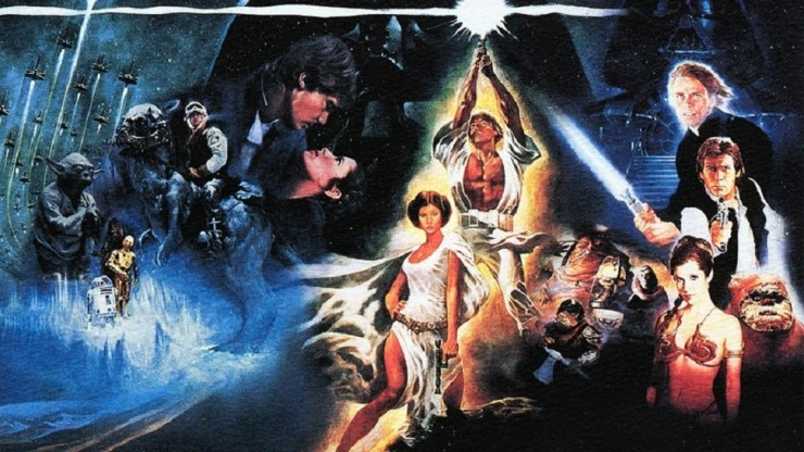 STAR WARS SAGA All Episodes including Solo A Star Wars Story 1