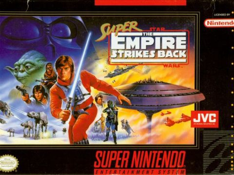 Super Star Wars - Empire Strikes Back - Nintendo Super NES - Play Retro Games