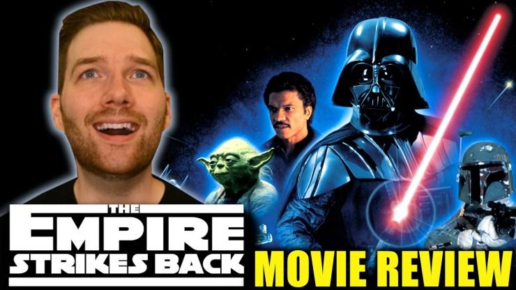 El Imperio Contraataca reseña (The Empire Strikes Back - Movie Review)