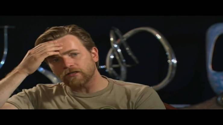 Ewan McGregor Obi-Wan Kenobi (Revenge of the Sith).
