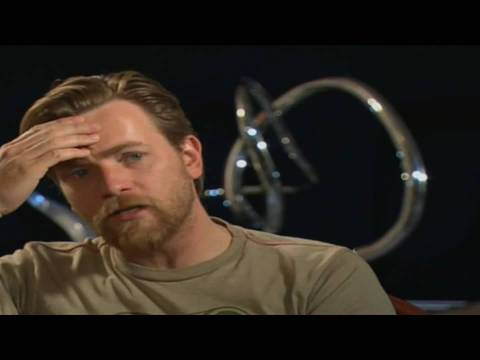 Ewan McGregor Obi-Wan Kenobi (Revenge of the Sith).