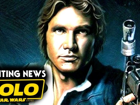 Han Solo Movie Exciting News! Solo A Star Wars Story