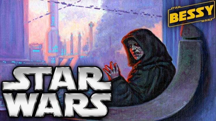 How The Public Viewed Emperor Palpatine(CANON) - Explain Star Wars 1