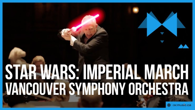 Imperial March Orchestra (Darth Vader's Theme) from Star Wars by John Williams