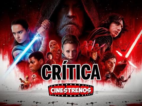 ¿LA MEJOR PELÍCULA DE LA SAGA? | Star Wars The Last Jedi - Crítica/Opinión (SPOILERS)