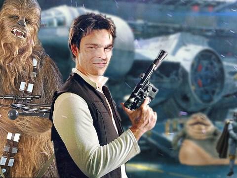 La Sinopsis/Historia Oficial de Han Solo Revelada - Star Wars